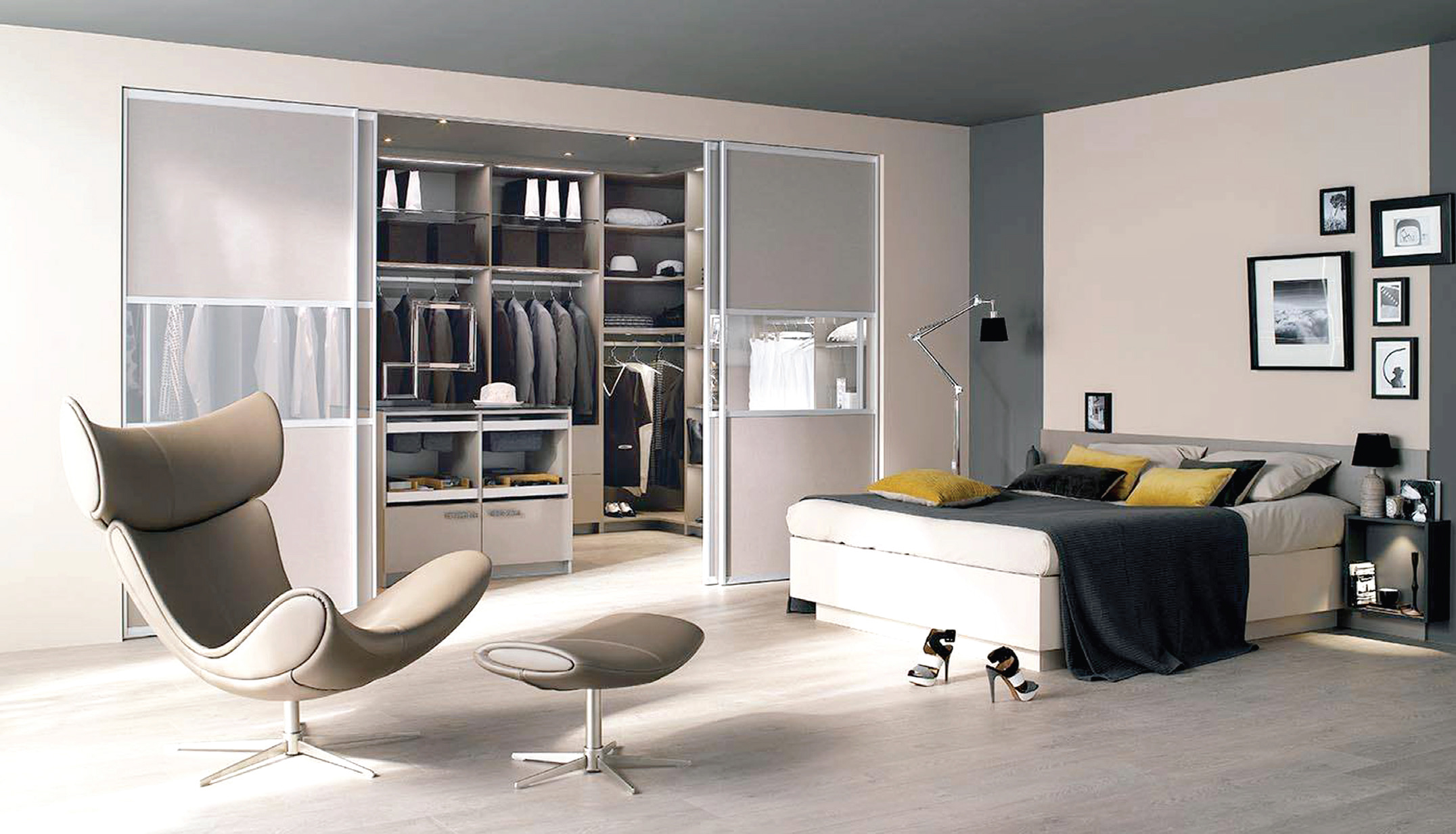 Beautiful Chambre Bien Rangee En Anglais Contemporary - lalawgroup ...