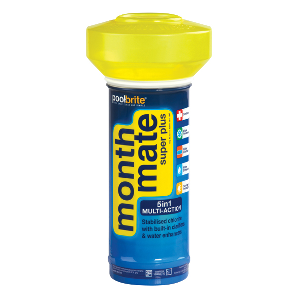 Chlorinateur 5 en 1- Month Mate Super plus