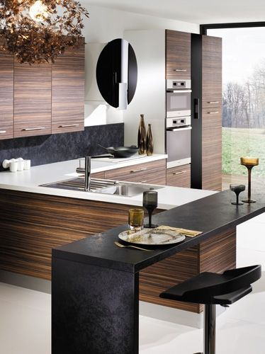 Rosewood luna kitchen - Solde table a manger ...