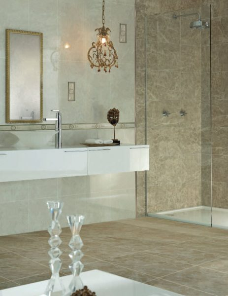 CAESAR G31 TERRA Bathroom Tiles - LaCase.mu