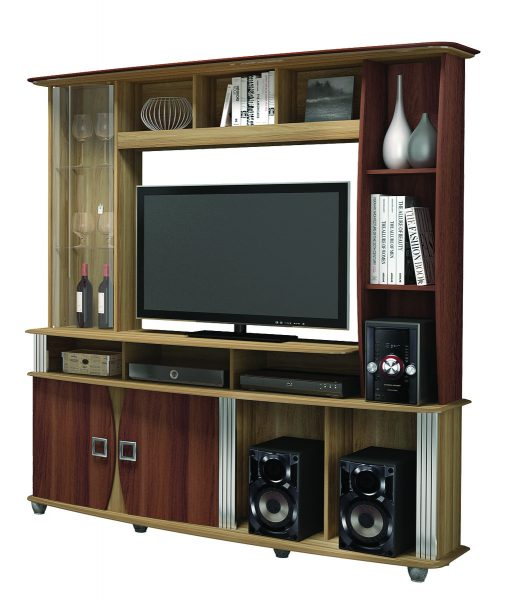 meuble tv roma. Black Bedroom Furniture Sets. Home Design Ideas