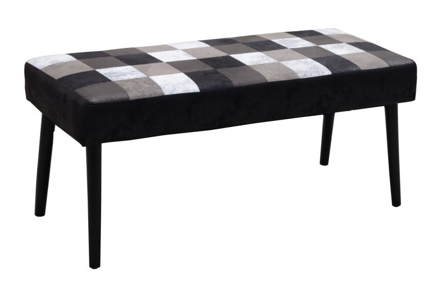 patchwork bench. Black Bedroom Furniture Sets. Home Design Ideas