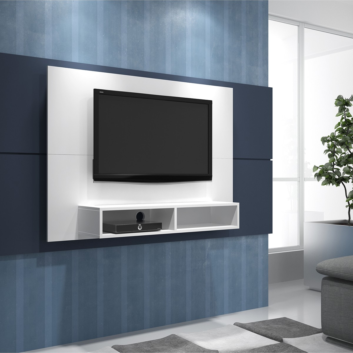 tv panel. Black Bedroom Furniture Sets. Home Design Ideas