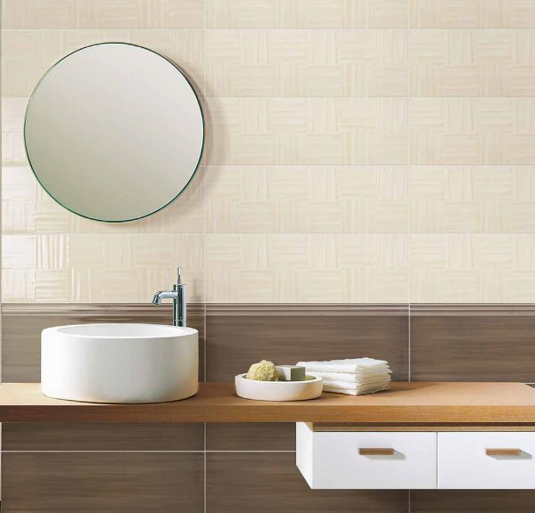 Bathroom tile LUMINA - LaCase.mu