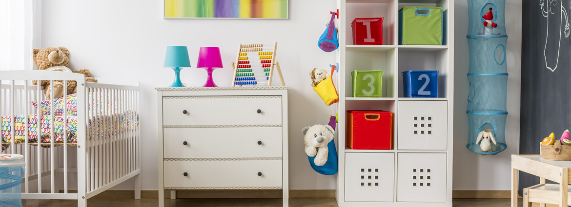 Kid's Room Makeover: How to refurbish your children's bedroom during their holidays-lacase.mu