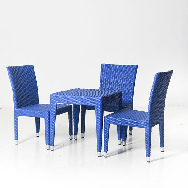 YUNI - Set of chairs and table for children MALIDA lacase.mu