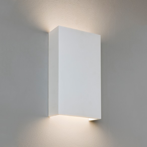 Rio 190 led phase dimmable wall light lacase zoom aloadofball Image collections