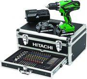 Perceuse tourneuse d'impact Hitachi