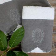 Guest Towel- Leah