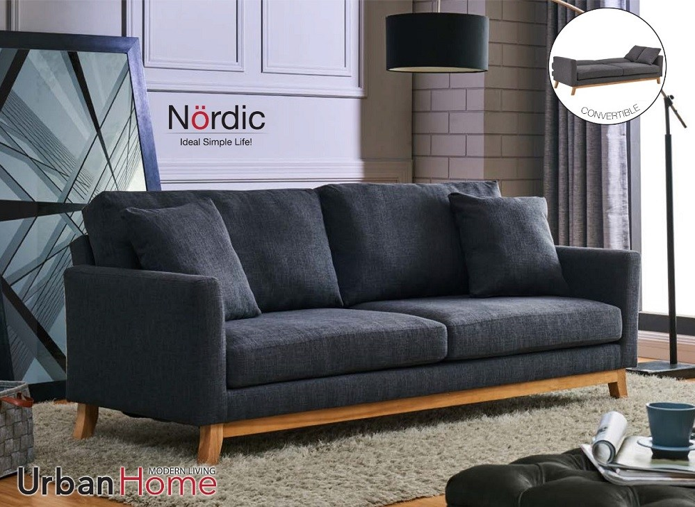 Jay 3 seater sofa bed de NORDIC Urban Home LaCase.mu