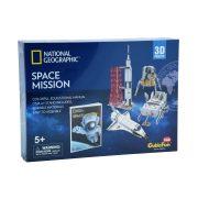 Puzzle 3D - Mission spatiale