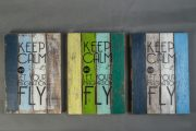 "Panneau décoratif ""Keep Calm"" - FOR22"
