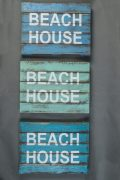 "Panneau ""Beach House"" - FOR25"