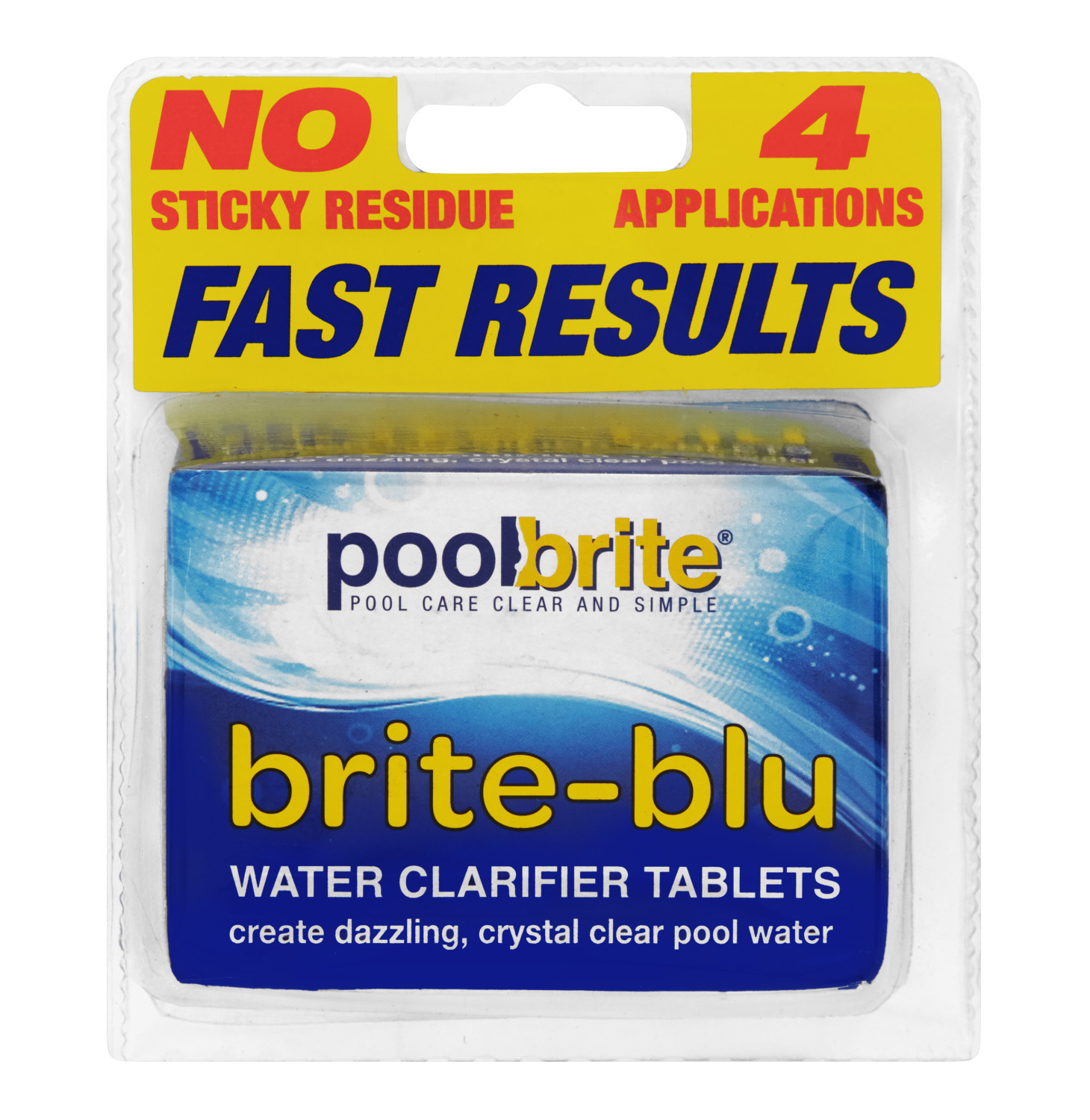 Onglets purificateurs- Brite-Blu