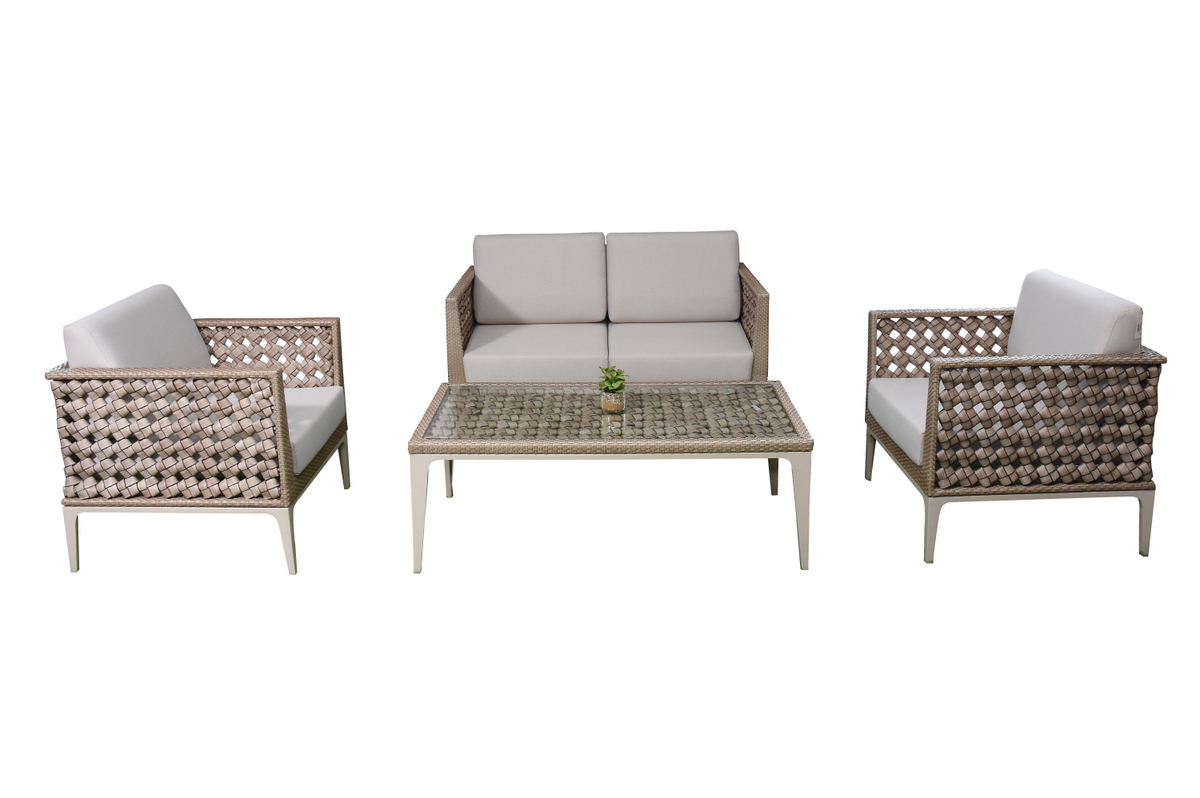 Set outdoor sofas SKYLINE
