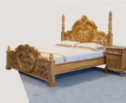 Manohara Bed