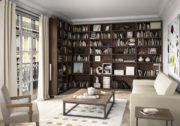 Bibliothèque et rangements_1