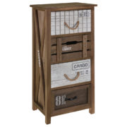 Cabinet 4 tiroirs