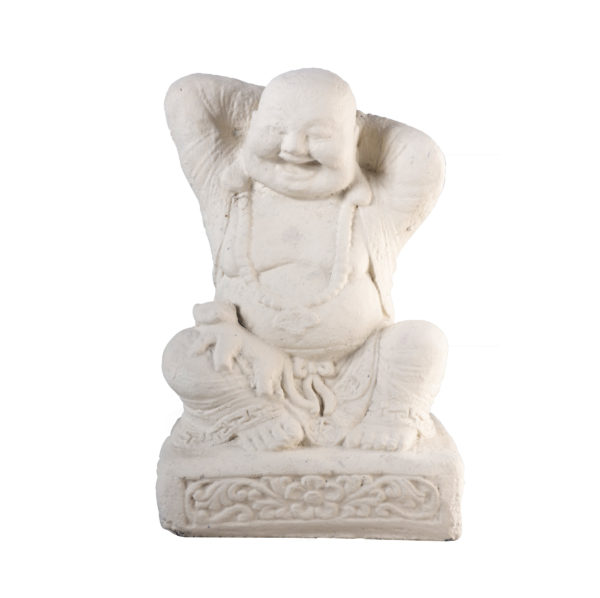 Statuette Bouddha HAPPY