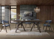 BERTA Table and chairs