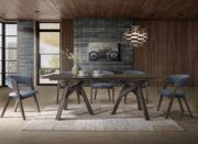 Table et chaises BERTA