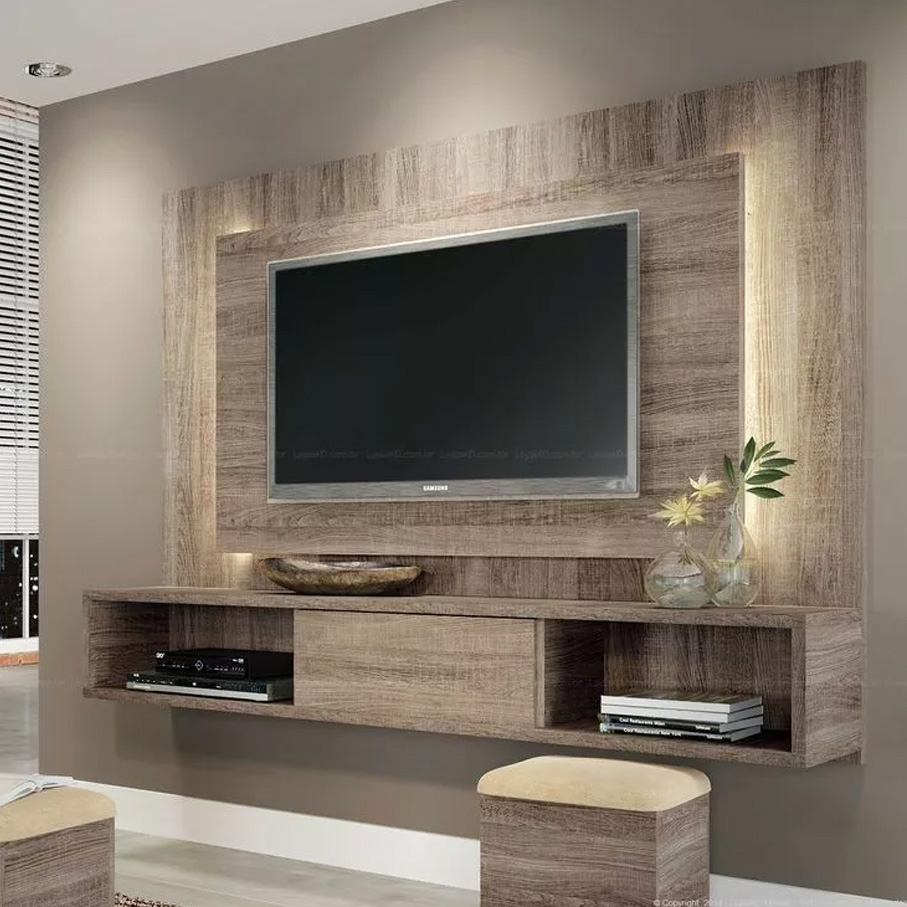 Home Staging Meuble Tv wall mounted tv cabinet - lacase.mu