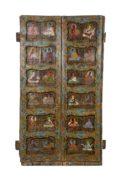 Panneau bouddha