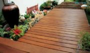 Decking en fibre-ciment