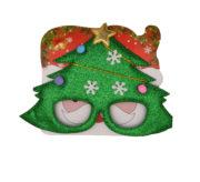 Christmas glass accessory