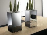 Vase miroir