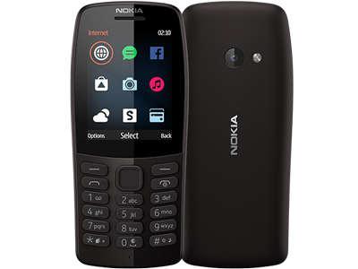 Téléphone portable Nokia N210 DS