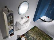 Lavabo et meuble de lavabo
