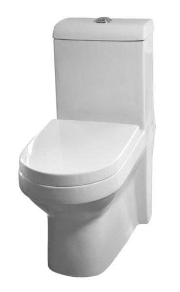 Toilette complète