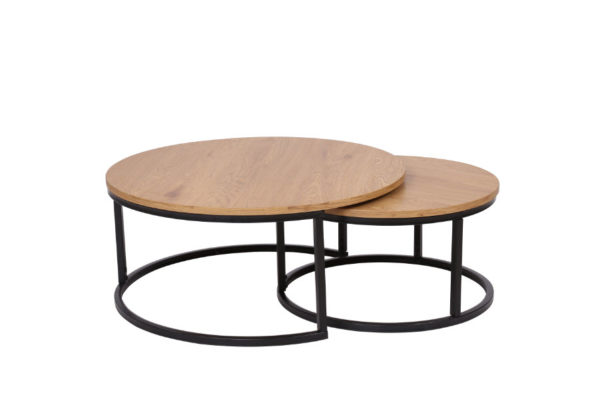 Set de table basse Onyx