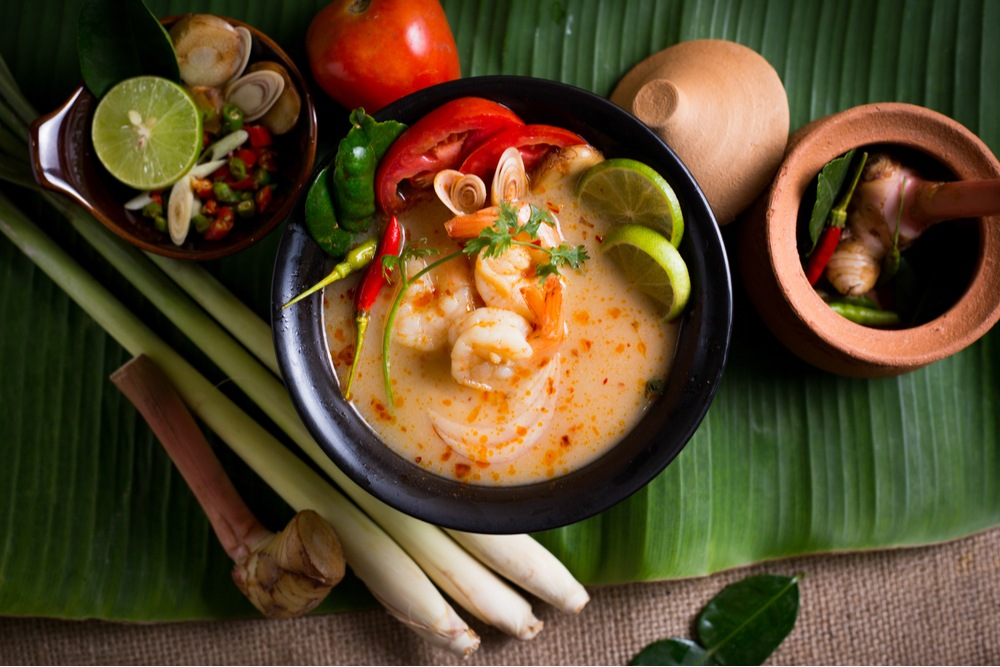 Lacase.mu Recette hiver Tom Yam Kung