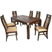 Table de repas & chaises SHEMIMO