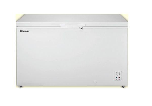 Congélateur 420L Hisense