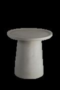 Table d'appoint en ciment BOREALIS