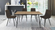 Set de table et chaises Virgo