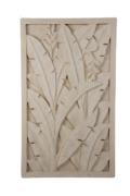 TOUKAN Rectangular decorative panel