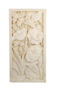 LOTUS Rectangular decorative panel