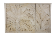 Rectangular decorative panel