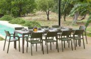 Table extensible et chaises Rio_1