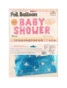 Ballon hélium ''Baby shower''