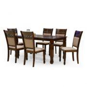 Table et chaises Alicia